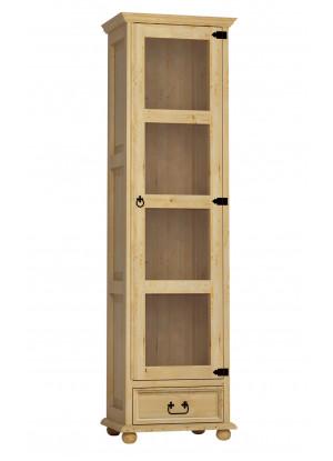 Dřevěná vitrína Beskidzka 01
