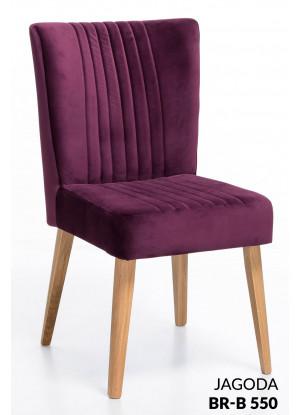 Dubová židle čalouněná NK-19