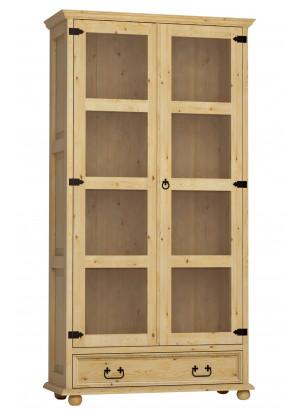 Dřevěná vitrína Beskidzka 02