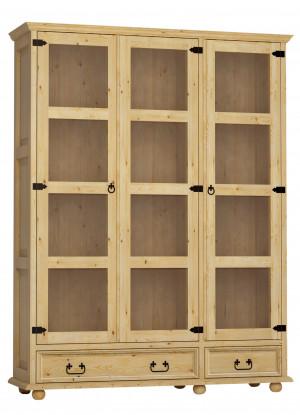 Dřevěná vitrína Beskidzka 03