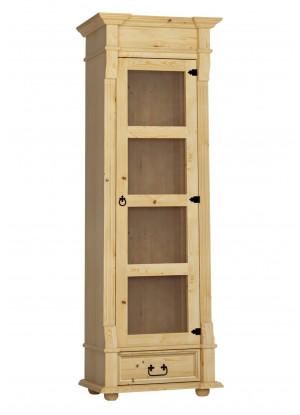 Dřevěná vitrína Beskidzka 07