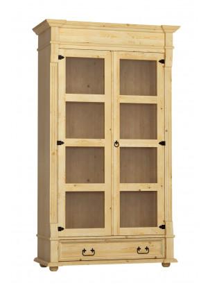 Dřevěná vitrína Beskidzka 08