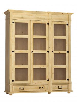 Dřevěná vitrína Beskidzka 09