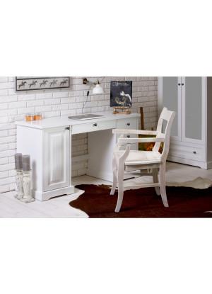 Dřevěny psací stůl Parma 37