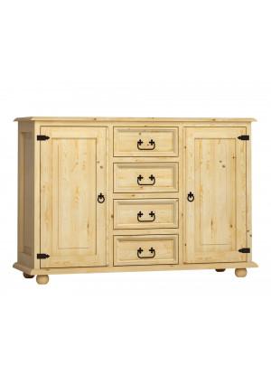 Dřevěná komoda Beskidzka 11