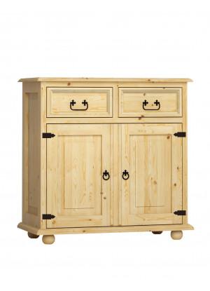 Dřevěná komoda Beskidzka 13