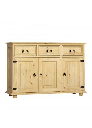 Dřevěná komoda Beskidzka 14