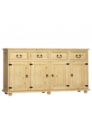 Dřevěná komoda Beskidzka 15