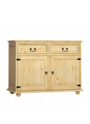 Dřevěná komoda Beskidzka 16