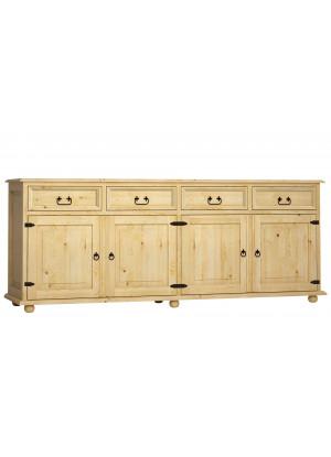Dřevěná komoda Beskidzka 18