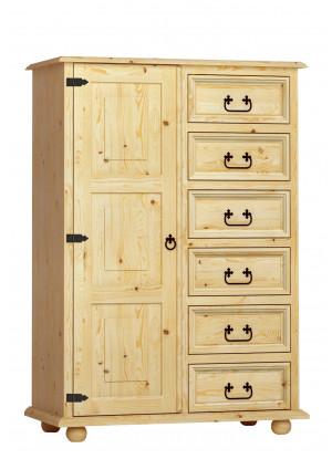 Dřevěny prádelnik Beskidzka 21