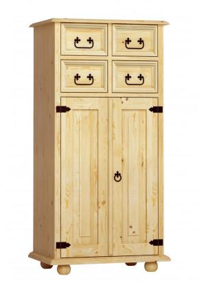 Dřevěná komoda Beskidzka 22