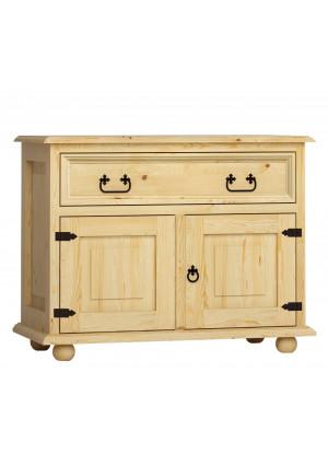 Dřevěná komoda Beskidzka 24