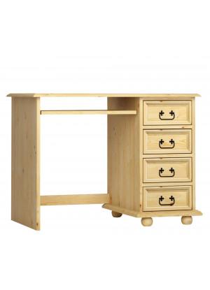 Rustikální psací stůl Beskidzka 04