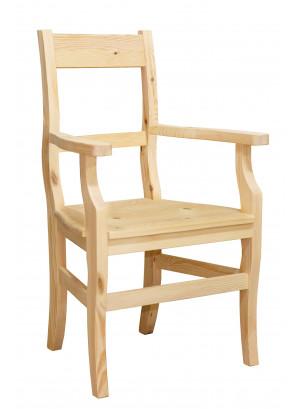 Rustikální židle Beskidzka P
