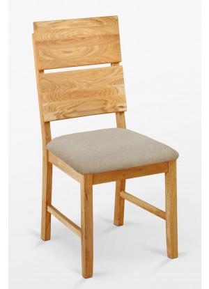 Dubová židle 03 Čalounění