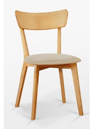 Dubová židle 01 Čalounění