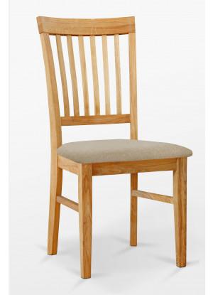 Dubová židle 02 Čalounictví