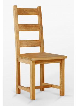 Dubová židle 04d