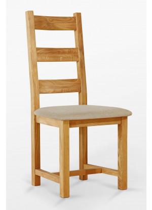 Dubová židle 04 Čalounictví