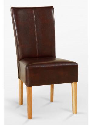 Dubová židle 05br