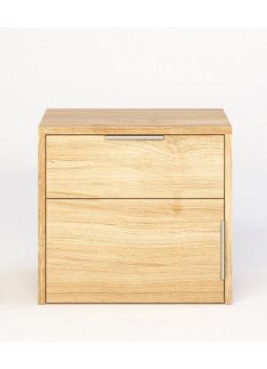 Dubový noční stolek Modern 03