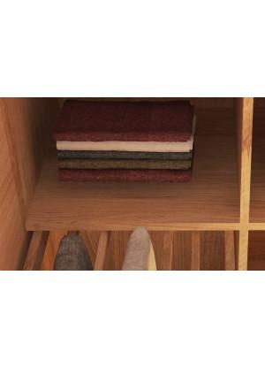 Półka do szafy dębowej Modern mała 50cm