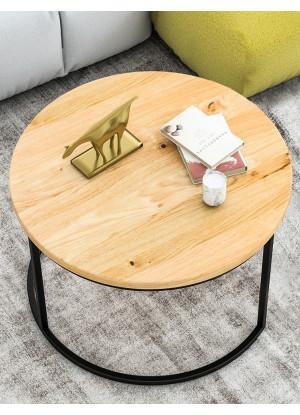 Dubový konferenční stolek Ław03 velký