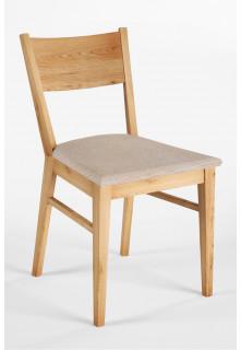 Dubová židle 06 Čalounictví