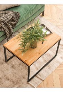 Dubový konferenční stolek Ław08 obdélníkový