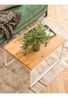 Dubový konferenční stolek Ław07 obdélníkový