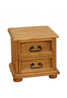 Noční stolek Hacienda [2s]