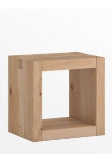 Dubový noční stolek Caragana 01