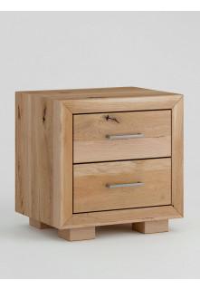 Dubový noční stolek Cerasus 01