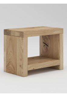 Dubový noční stolek Imperata 01