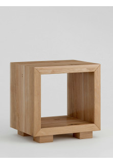 Dubový noční stolek Cerasus 02