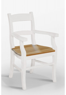 Židle Nicea 35 dubové sedadlo