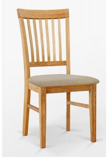 Dubová židle 02 Čalounění