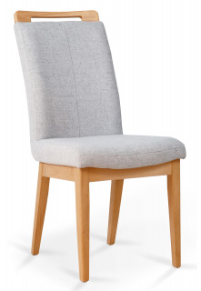 Dubová židle čalouněná NK-20