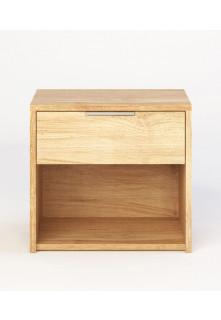 Dubový noční stolek Modern 02