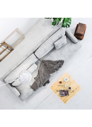 Dubový konferenční stolek Ław26