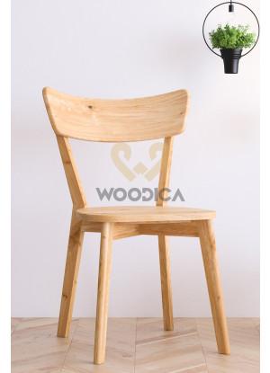 Dubová židle 01d