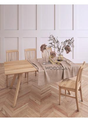 Dubová židle 02d