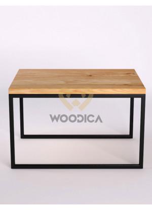 Dubový konferenční stolek Ław08