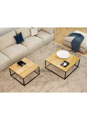 Dubový konferenční stolek Ław22