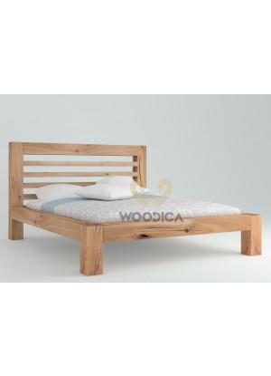 Dubová postel Syringa 05