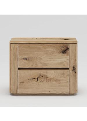 Dubový noční stolek Silene 01