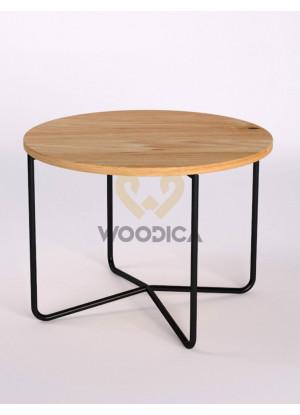 Dubový konferenční stolek Ław11