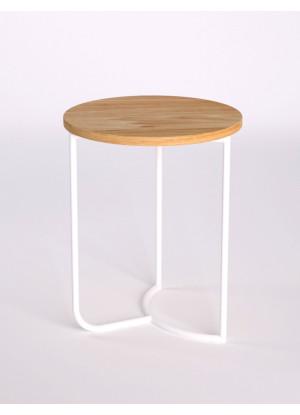 Dubový konferenční stolek Ław18