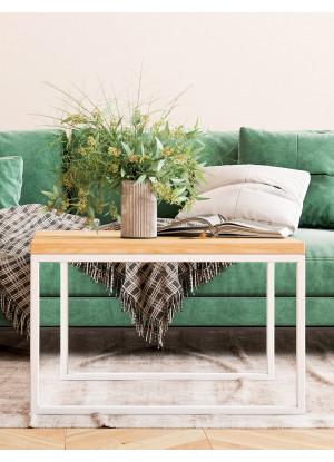 Dubový konferenční stolek Ław04